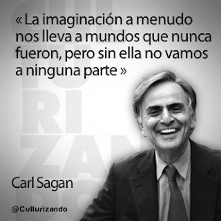 Los sueños. Reflexión sobre los sueños. Historia de Carl Sagan