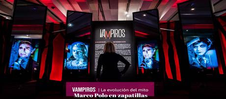 EXPOSICIÓN   Los ´Vampiros´ sobrevuelan el CaixaForum Madrid.