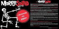 Morrasound Fest 2020, Aplazado al 2021