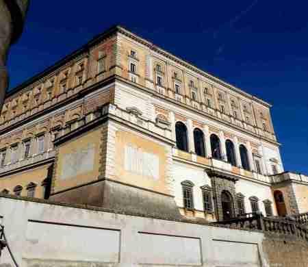 Relojes solares del Palacio Farnesio en Caprarola (IV de IV)
