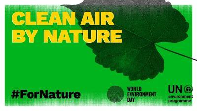 Hoy 5 de Junio celebramos de nuevo el Día Mundial del Medio Ambiente