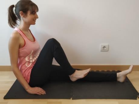 Mejora la circulación de las piernas con cuatro sencillos ejercicios.