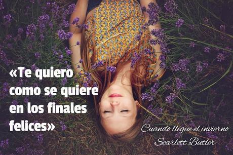 CUANDO LLEGUE EL INVIERNO - Scarlett Butler