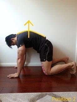 estiramientos columna vertebral para hipercifosis