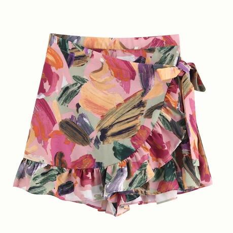 Mini Faldas Elasticas