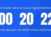 Seguridad Social pone marcha línea teléfono gratuita para consultas sobre Ingreso Mínimo Vital