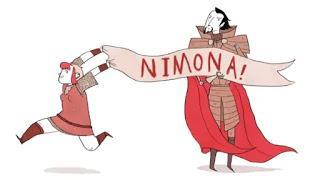 Reseña #135: NIMONA de Noelle Stevenson