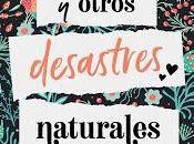 Reseña: otros desastres naturales María Martínez