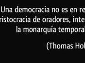 """políticos españoles, """"aristocracia oradores"""" inútiles"""