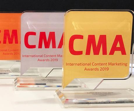 La Premiación de los Content Marketing Awards 2020 será Online