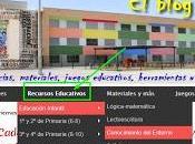 sitios recomendables para encontrar Juegos Educativos (Ed. Infantil)