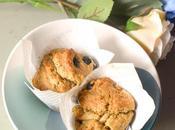 Muffins Veganos Aceitunas Hierbas