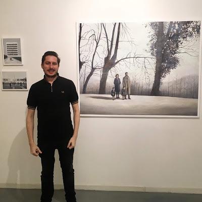 La vida imaginada de Giulio y Luciano en la Galería Utopía Parkway