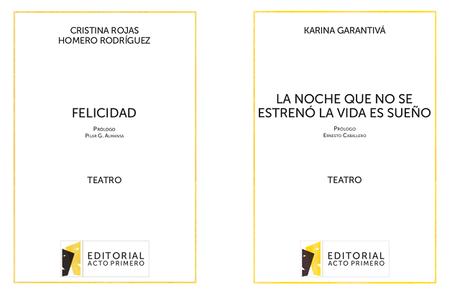 Esther Santos: «Cuando lees teatro, tu cabeza dirige esa representación»
