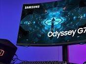 Samsung presenta nuevo monitor curvo Odyssey
