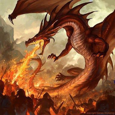 La calle de los Libreros y sus furiosos dragones