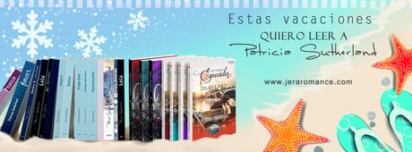¿Quieres leer a Patricia Sutherland? ¡Ya están aquí las promociones de vacaciones!