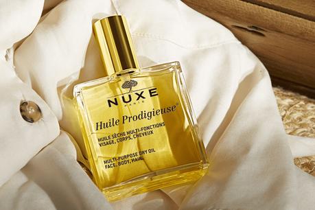 El Aceite Prodigioso de Nuxe, tu must del verano.