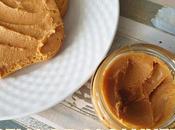 Crema manteca cacahuete maní casera