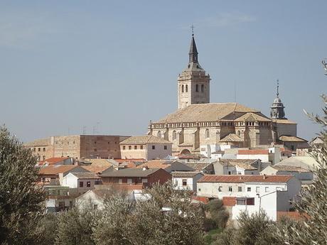 turismo de cercanía en Toledo, vistas de Yepes
