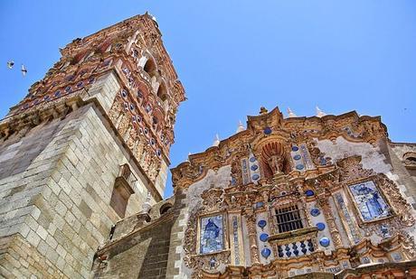 turismo de cercanía en Badajoz, fachada de Jerez de los Caballeros