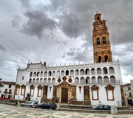 turismo de cercanía en Badajoz, iglesia de Llerena