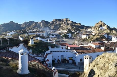 turismo de cercanía en Granada, vistas de Guadix