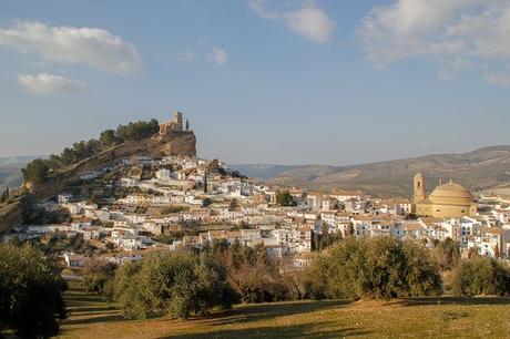 turismo de cercanía en Granada, vistas de Montefrío