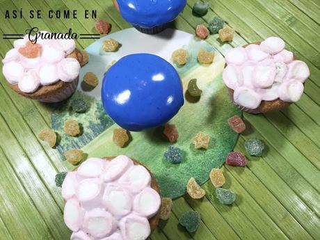 Cupcake sin gluten El jardín de las delicias