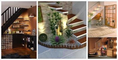 decorar-debajo-escalera