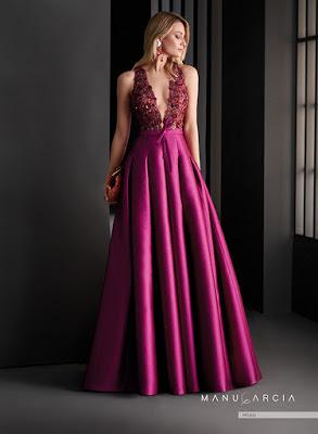 10 Espectaculares Vestidos de Noche 2020