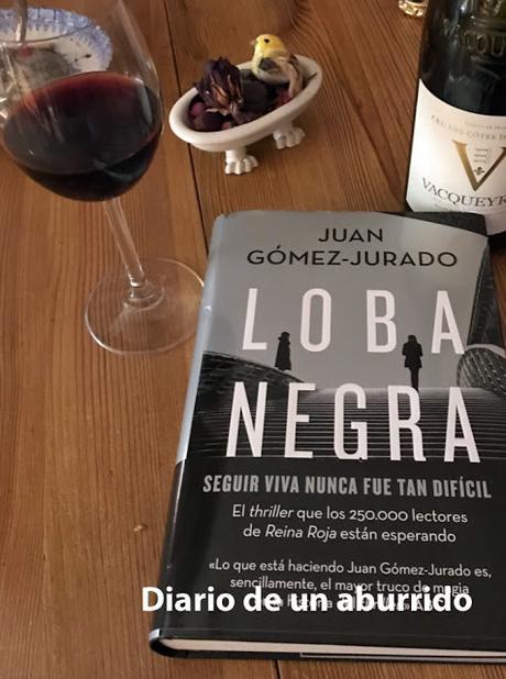 Loba negra de Juan Gómez-Jurado