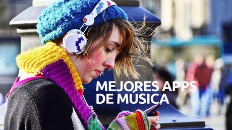 Mejores aplicaciones para escuchar música para iPhone
