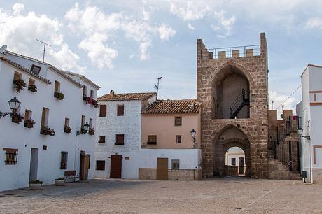 turismo de cercanía en Valencia, plaza de Buñol