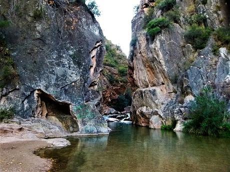 turismo de cercanía en Valencia, naturaleza en Chelva