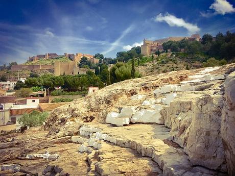 turismo de cercanía en Valencia, castillo de Sagunto