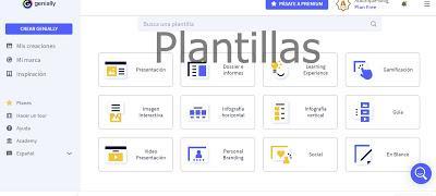 Genial.ly una empresa Española para la creación de contenidos