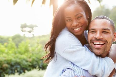¡Endorfinas a tope! Felices en pareja.