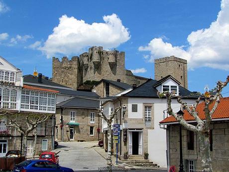 turismo de cercania en Orense, castillo de Castro Caldelas