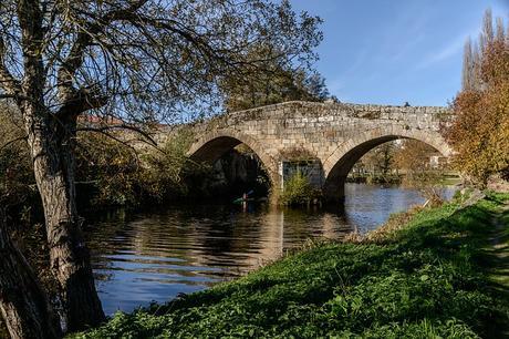 turismo de cercanía en Orense, puente de Allariz