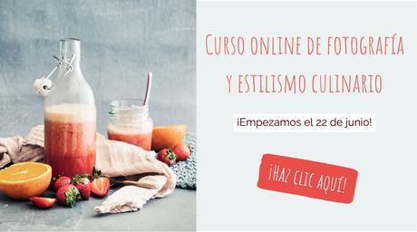 curso online de fotografía y estilismo culinario