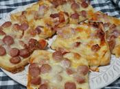 Mini pizzas molde
