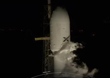 SpaceX ha lanzado otros 60 satélites Starlink esta mañana, el segundo de tres lotes este mes que elevará la constelación a 540 ¿Quieres saber si se verán en tu zona?