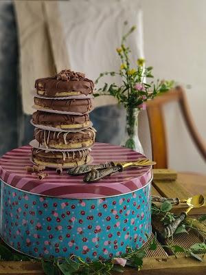 Ischler Cookies