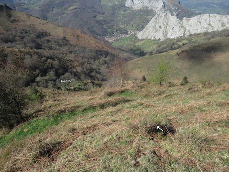 Villamer-Valle Canales-Caneo-Llosoriu-Pozu l.lobos los Caleyinos-Valle la Raíz