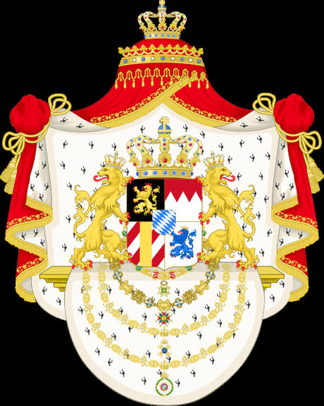 File:Coat of Arms of the Kingdom of Bavaria 1835-1918.svg
