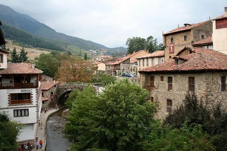 turismo de cercanía en Cantabria, vistas de Potes