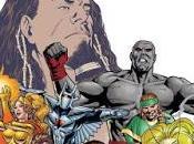 cómics superhéroes nunca maduran (Iberia Inc.)