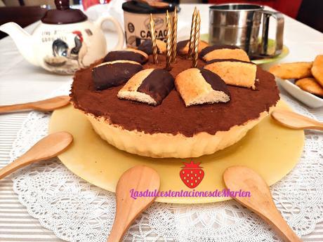 Tarta de Tiramisú
