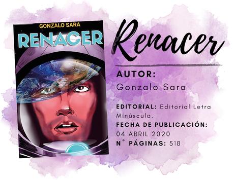 Reseña: Renacer de Gonzalo Sara.